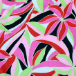 Seamless Beach Party Pattern — Stock Photo