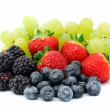 Fresh fruit — Stock Photo #42992603