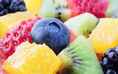 Fresh fruit mix — Stock Photo