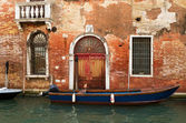 Typical Venice building. — Stock Photo