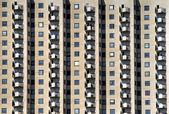 Apartment building. — Foto de Stock