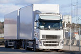 Truck. — Stock Photo