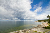 Seascape, Stockholm archipelago. — Stock Photo