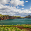 Stock Photo: Scenic landscape seascape on Madeira.