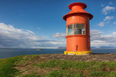 Lighthouse on Iceland. — Stock Photo
