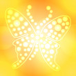 Abstract butterfly vector background — Stock Photo #24161853