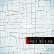 Abstract grunge paint texture vector background — Stock Photo