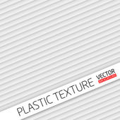 Abstract plastic texture vector background — Stock Photo