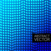 Abstract vector mosaic background — Stock Vector