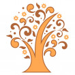 Stylized tree — Stock Vector #26516755