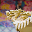 Dragon statue. — Stock Photo