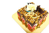 Coffee cake. — Stock Photo
