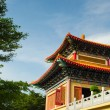 Chinese style building — Stock Photo