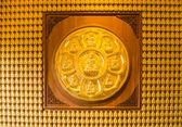 статуя будды — Стоковое фото
