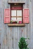 复古的窗口 — 图库照片