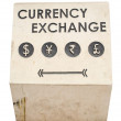 Currency exchange — Stock Photo #32499519
