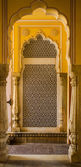 Indian door — Stock Photo