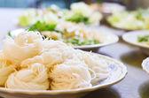 Thai noodle — Foto Stock