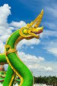 Kung av ormen — Stockfoto