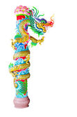 Dragon pole — Stock Photo