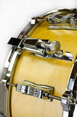 Single lug of plywood snare drum — Stock Photo