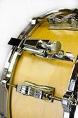 Solo estirón de tambor de madera contrachapada — Foto de Stock