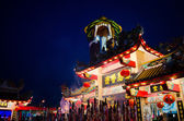Kinesisk tempel i thailand — Stockfoto