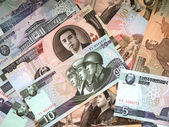 Money of North Korea — Stock Photo