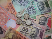 Indian money. — Stock Photo