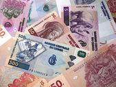 Money of the Democratic Republic of the Congo — Stock Photo