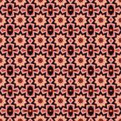 Seamless texture of geometric shapes — Stock Photo