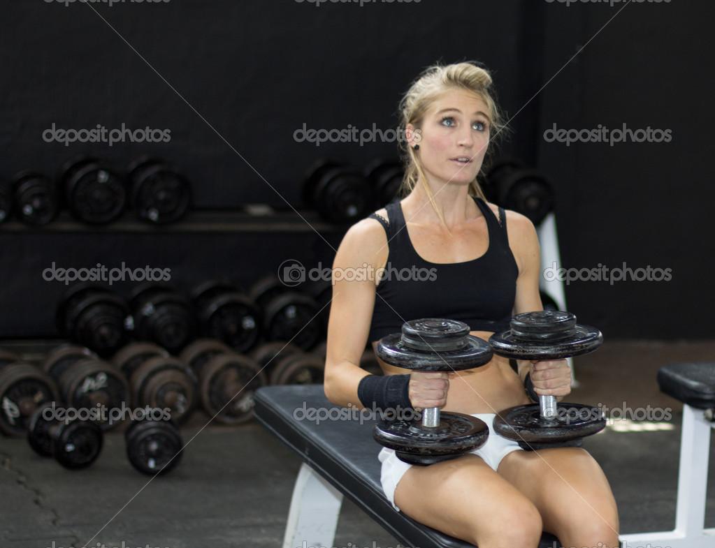 план силовой тренировки для сжигания жира