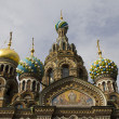 Church of Savior on Spilled Blood. — Foto Stock #22520853