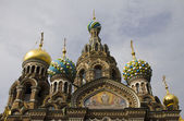 The Church of the Savior on Spilled Blood. — Stock Photo