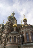 The Church of the Savior on Spilled Blood — Foto Stock
