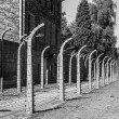 Stock Photo: Auschwitz