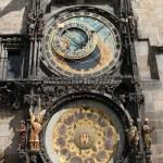 Astronomical clock, Prague — Stock Photo #9823482