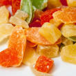 Dried fruits candies — Foto de Stock