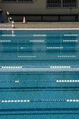 陸上水泳プール — ストック写真