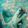 Fisherman boots — Stock Photo #22528735