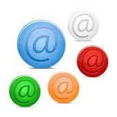 ícone de e-mail — Vetorial Stock