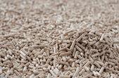 Pelety biomasa — Stock fotografie