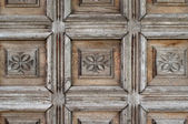 Ornate old wood — Photo