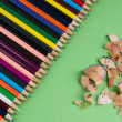 Color pencils — Stock Photo #13289355