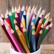 Color pencils — Stock Photo #13351082