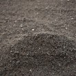 Stock Photo: Soil- heap