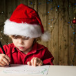 Letter to Santa — Stock Photo #37104911