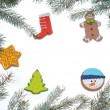 Christmas decoration — Stock Photo #39517371
