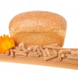 Wholemeal products — Stock Photo