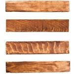 Wood panels — Stock Photo